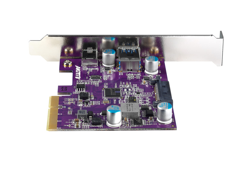 usb 3.1 gen2 10gb pcie 扩充卡